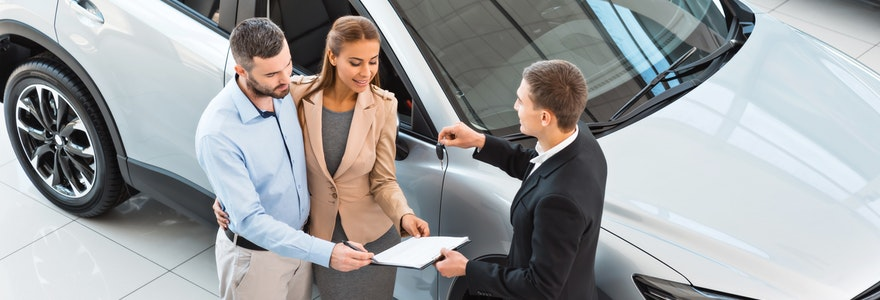 Holiday car rental in the UK